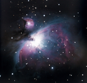 M42 Great nebula in Orion